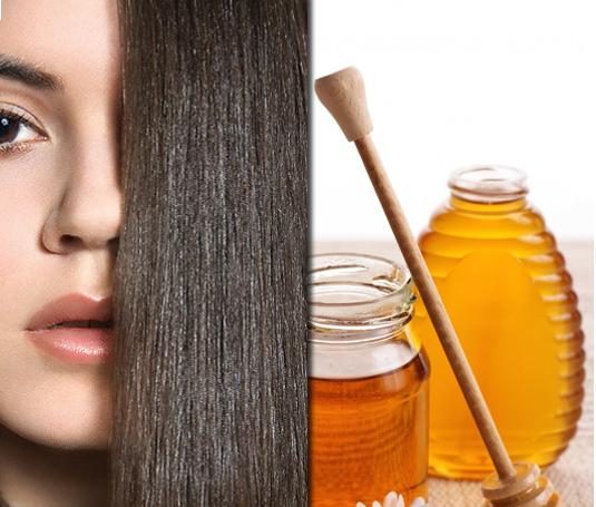 Мёд маски для волосы