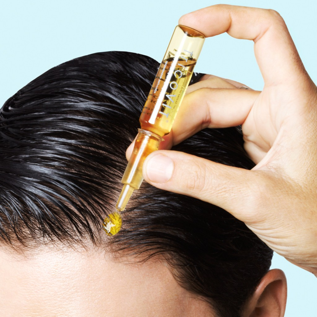 Витаминные для волос маски в домашних условиях