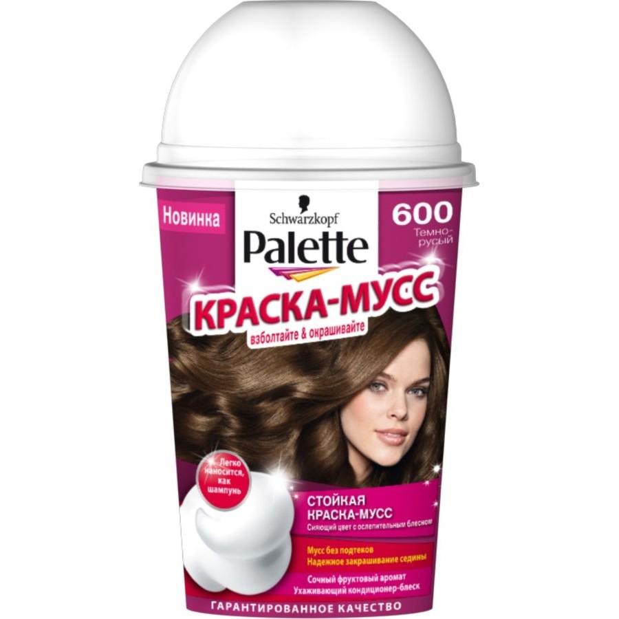 Краска для волос syoss мусс палитра цветов