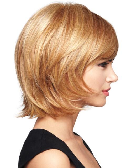 Фото стрижек женских каскад на короткие волосы