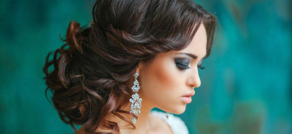 сердар свадебные прически