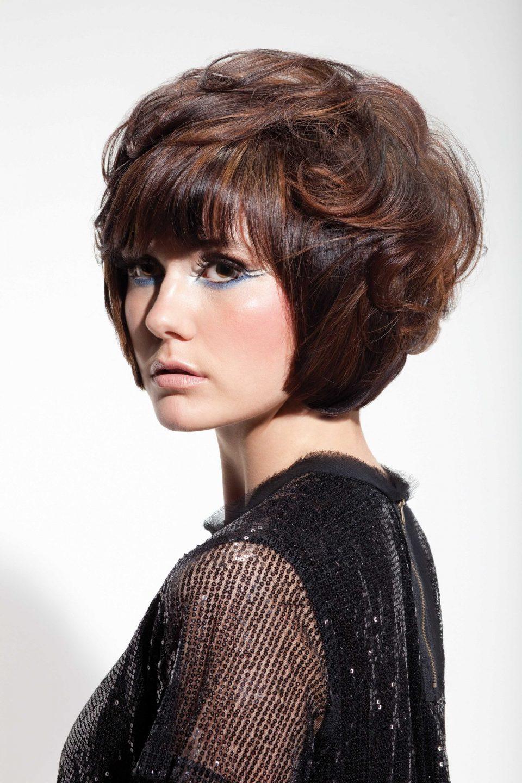 Фото женские стрижки шапочка на средние волосы 453
