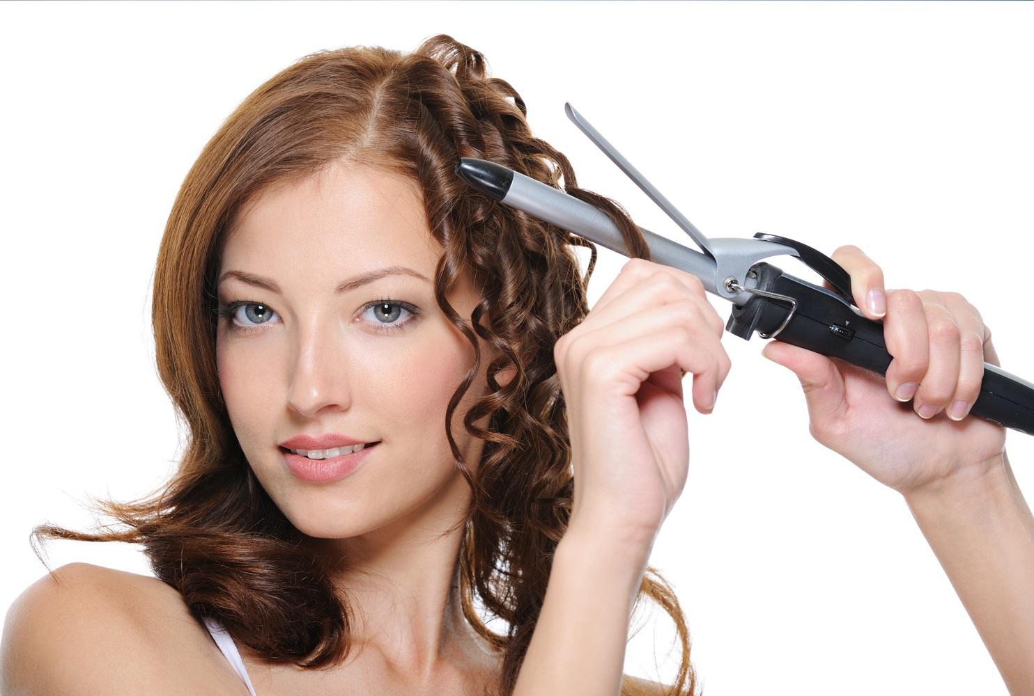 Волосы не держат завивку плойкой