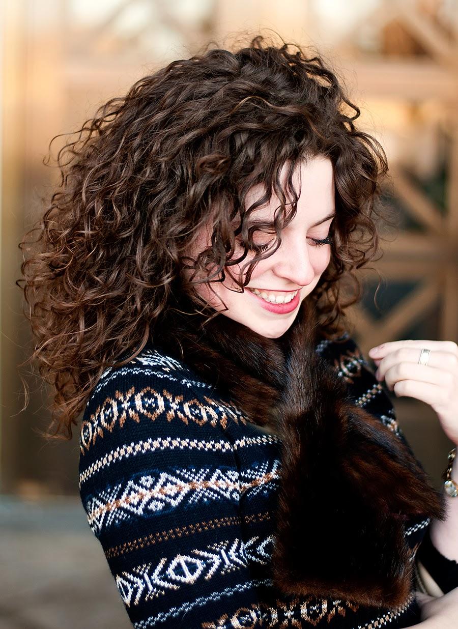 Химическая завивка на тонкие волосы
