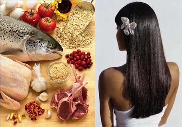 Как сделать темные волосы натуральными средствами