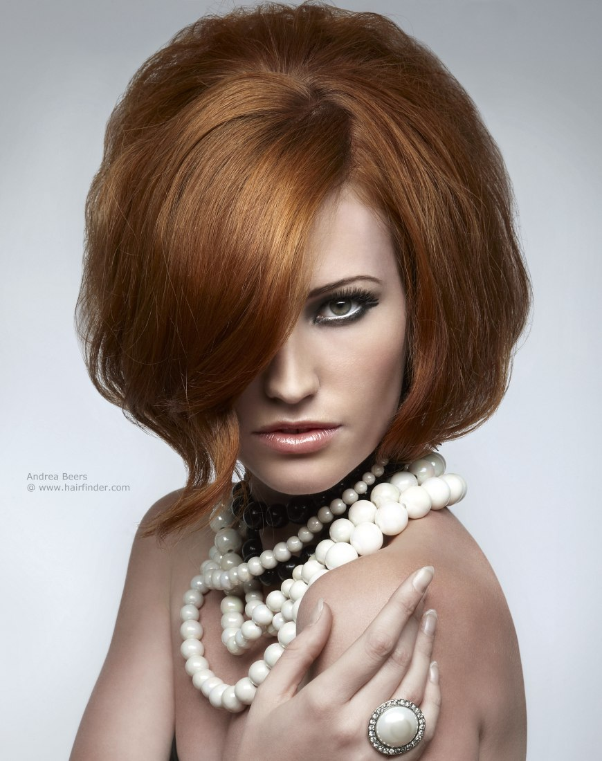 Какие прически придают пышность волосам