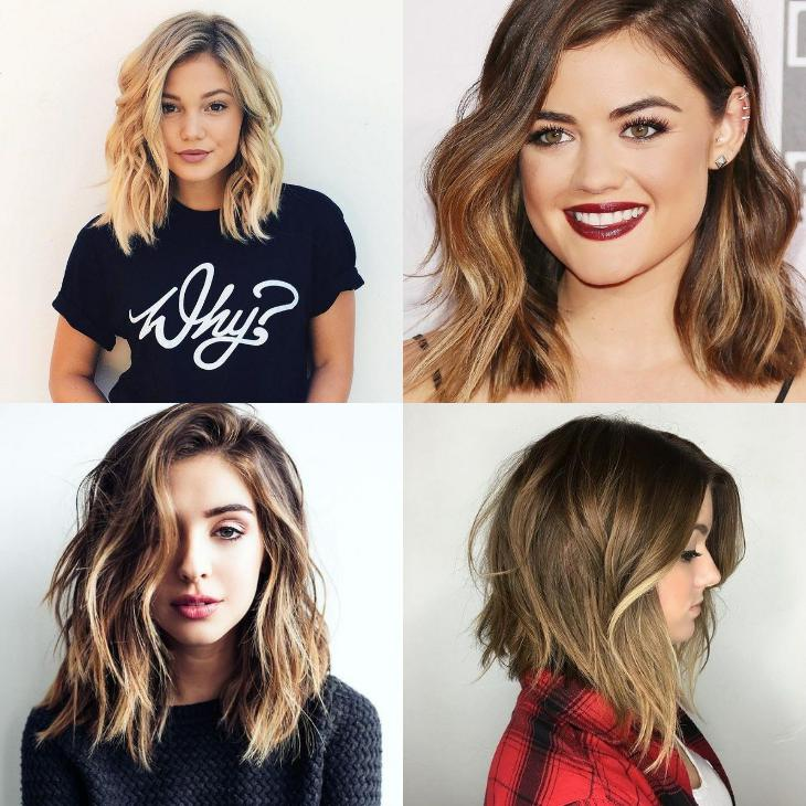 Модные тенденции в стрижках волос 2018