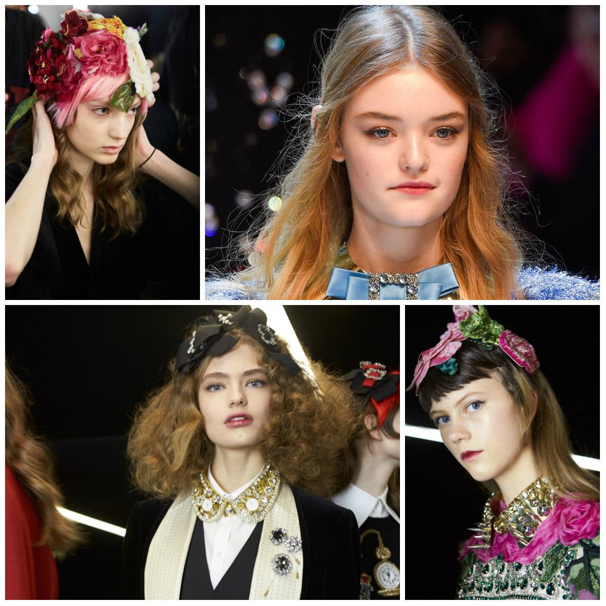 Мода на волосы 2018 фото женские