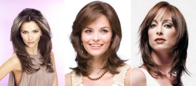 Прически, которые молодят женщину после 50 (35 фото)