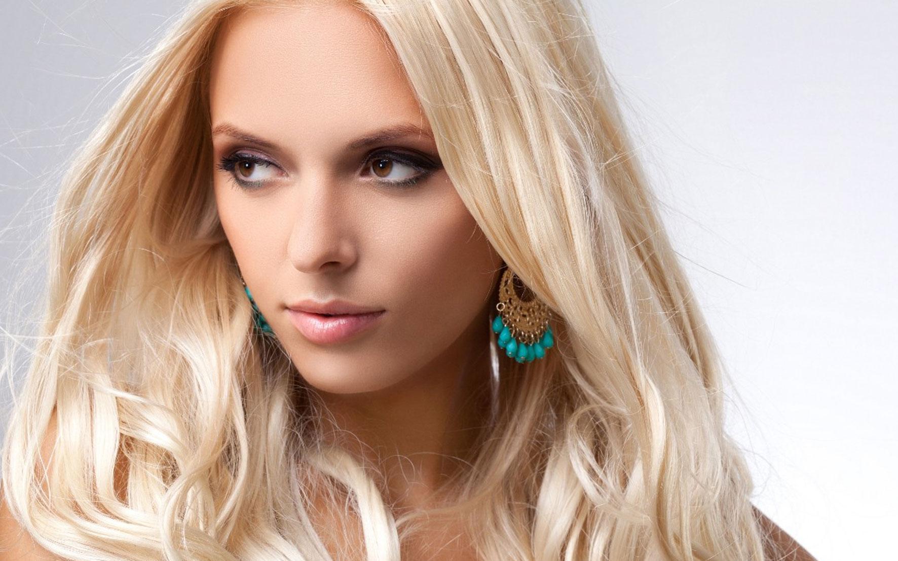 Блондирование как способ окрашивания волос в светлые тона