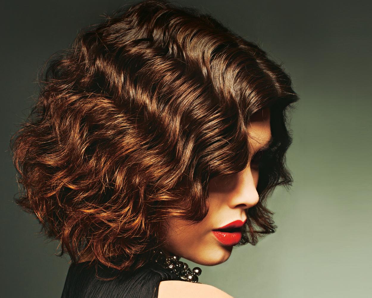 Как сделать укладку волос волнами на волосах