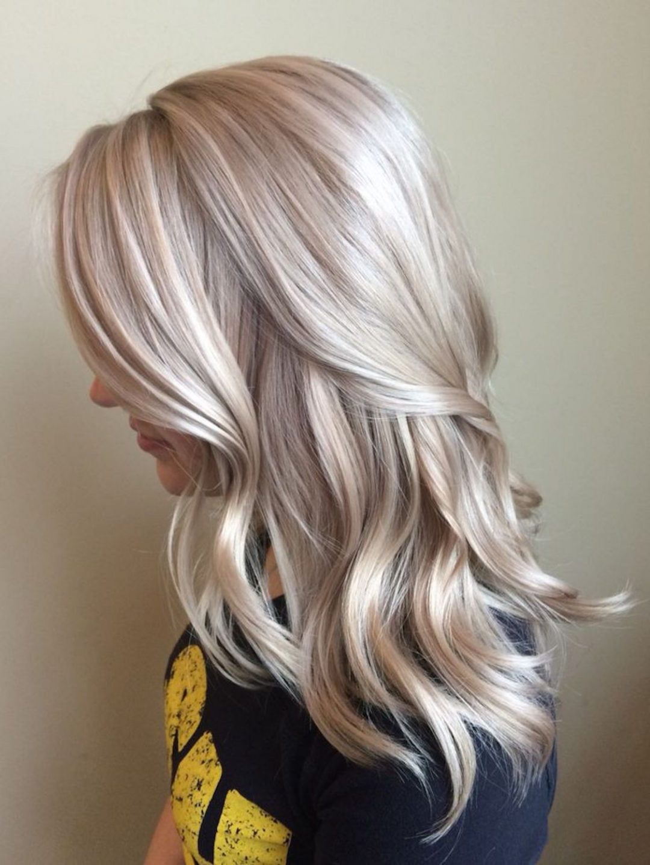 Каким цветом покрасить волосы если волосы русые волосы