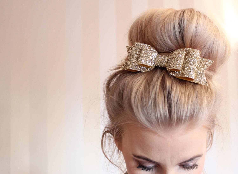 Инструкция о том, как сделать бантики для волос