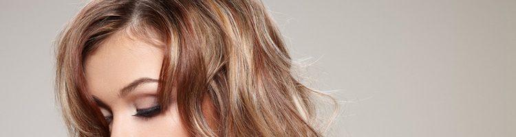 Американское мелирование на темные волосы (35 фото)