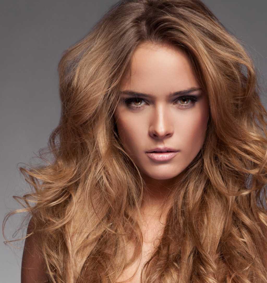 Цвет волос капучино: особенности такого окрашивания