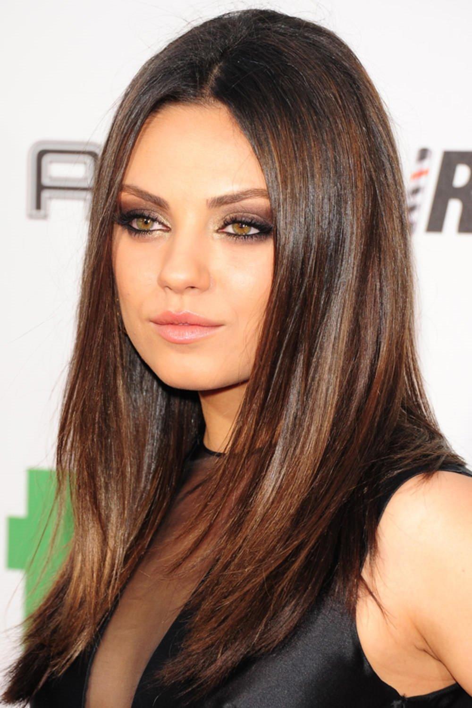 Причёски для длинных волос стрижка лесенка