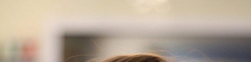 Балаяж на осветленные волосы (35 фото)