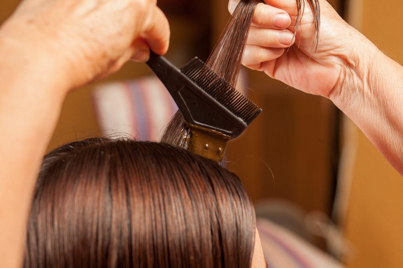 Окраска волос: как правильно красить волосы краской в 99
