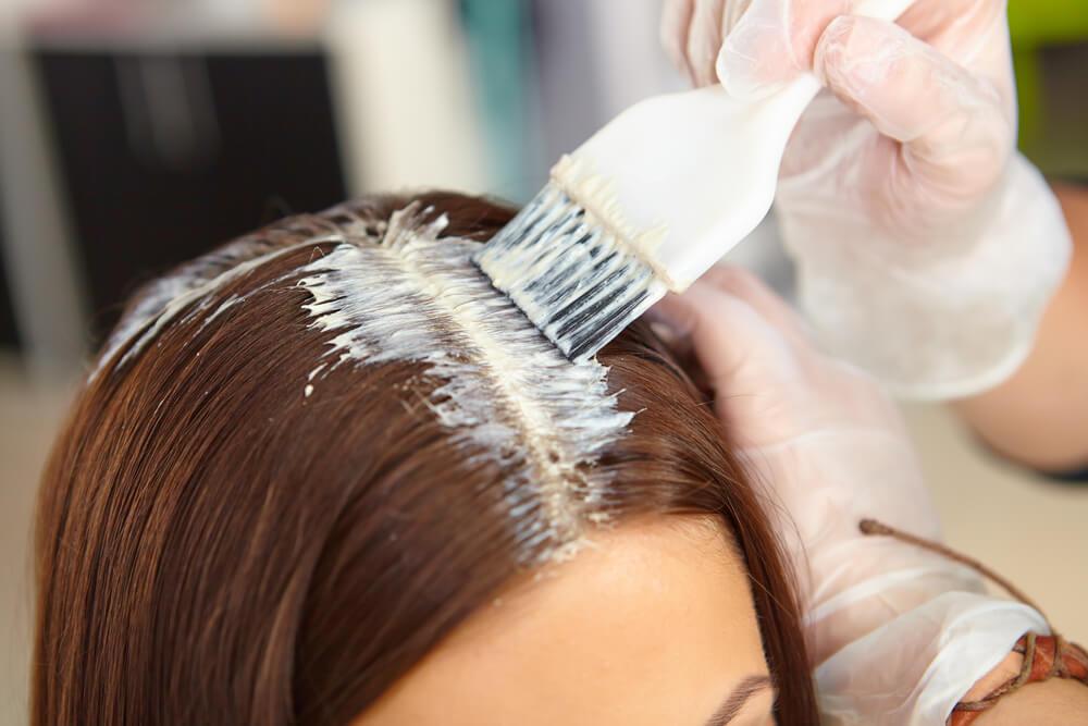Как покраситься в домашних условиях волосы 778