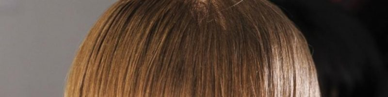 Пучок из коротких волос: стильно и элегантно