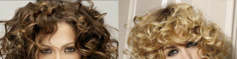 Создаем модный образ с помощью стрижки на кудрявые волосы