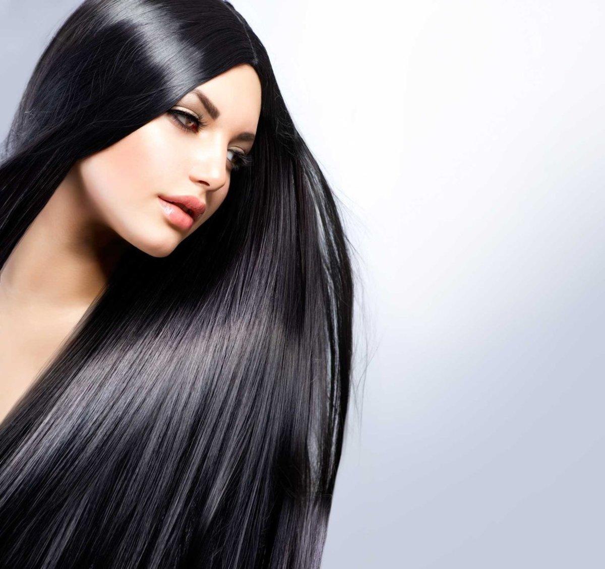 Интересное о наших волосах: сколько их у человека на голове?