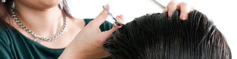 Стрижки для густых волос разной длины