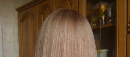 Цвет волос «белое солнце» для блондинок (30 фото)