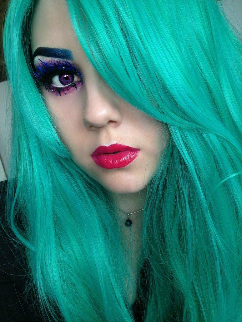 Модная окраска волос в стиле омбре классический образ для шатенок и не только