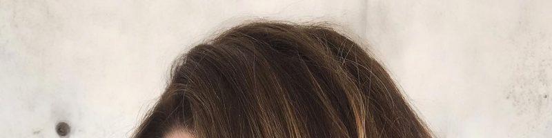 Удлиненный боб на тонких волосах (20 фото)