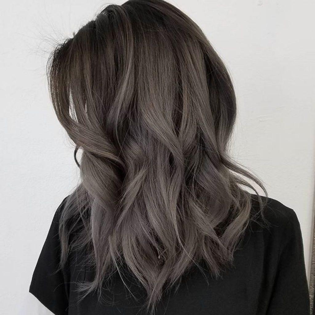 Махагон цвет волос 18 фото