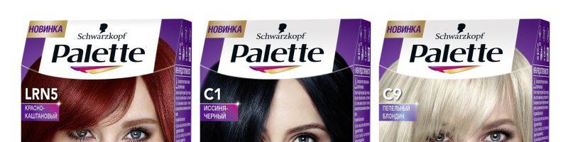 «Палет»: краска для волос для современных женщин