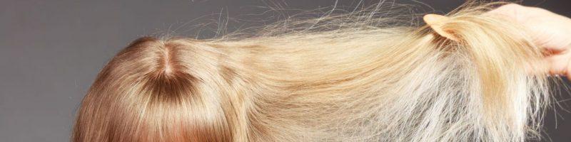 Рекомендации о том, что делать, когда сильно магнитятся волосы