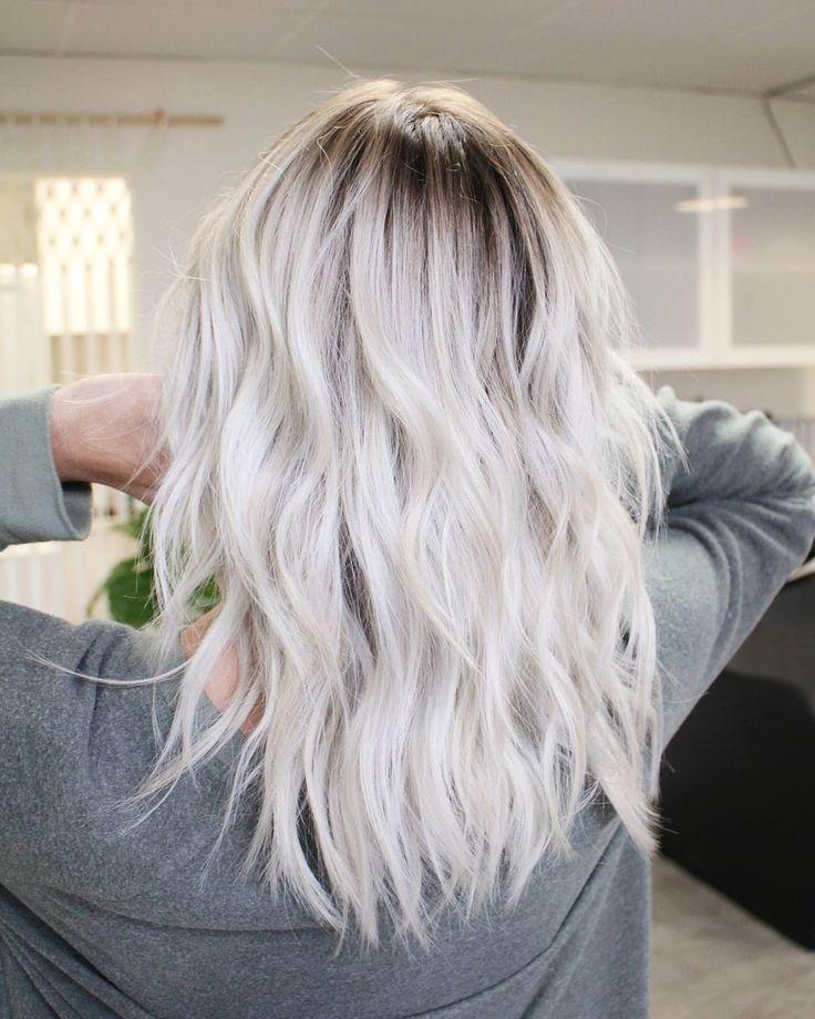 Окрашивание волос в светлые тона 25 фото Для Роста Волос