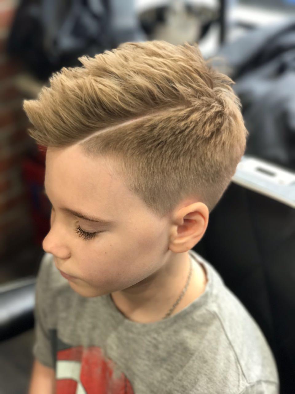 Прически для мальчиков 10-12 лет (30 фото) - Для Роста Волос