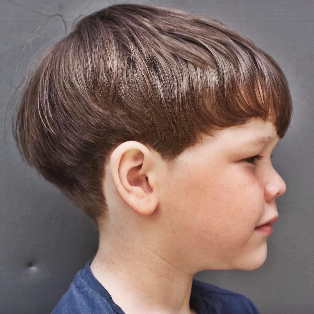 Прически для мальчиков 10 12 лет 30 фото Для Роста Волос