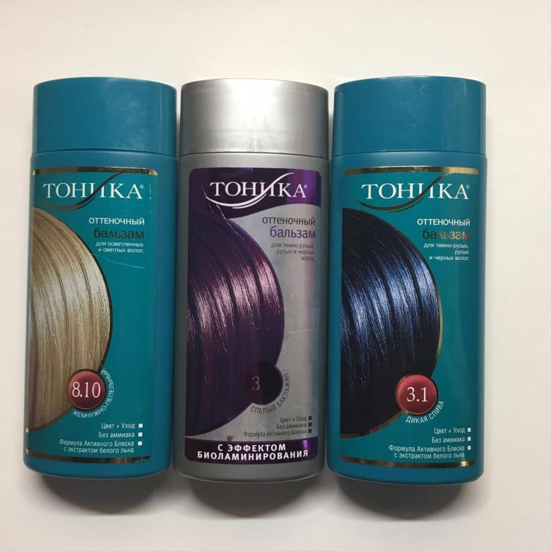купить краску для волос тоник
