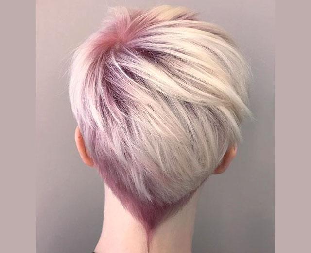 Стрижки с асимметрией: вид сзади (31 фото) - Для Роста Волос