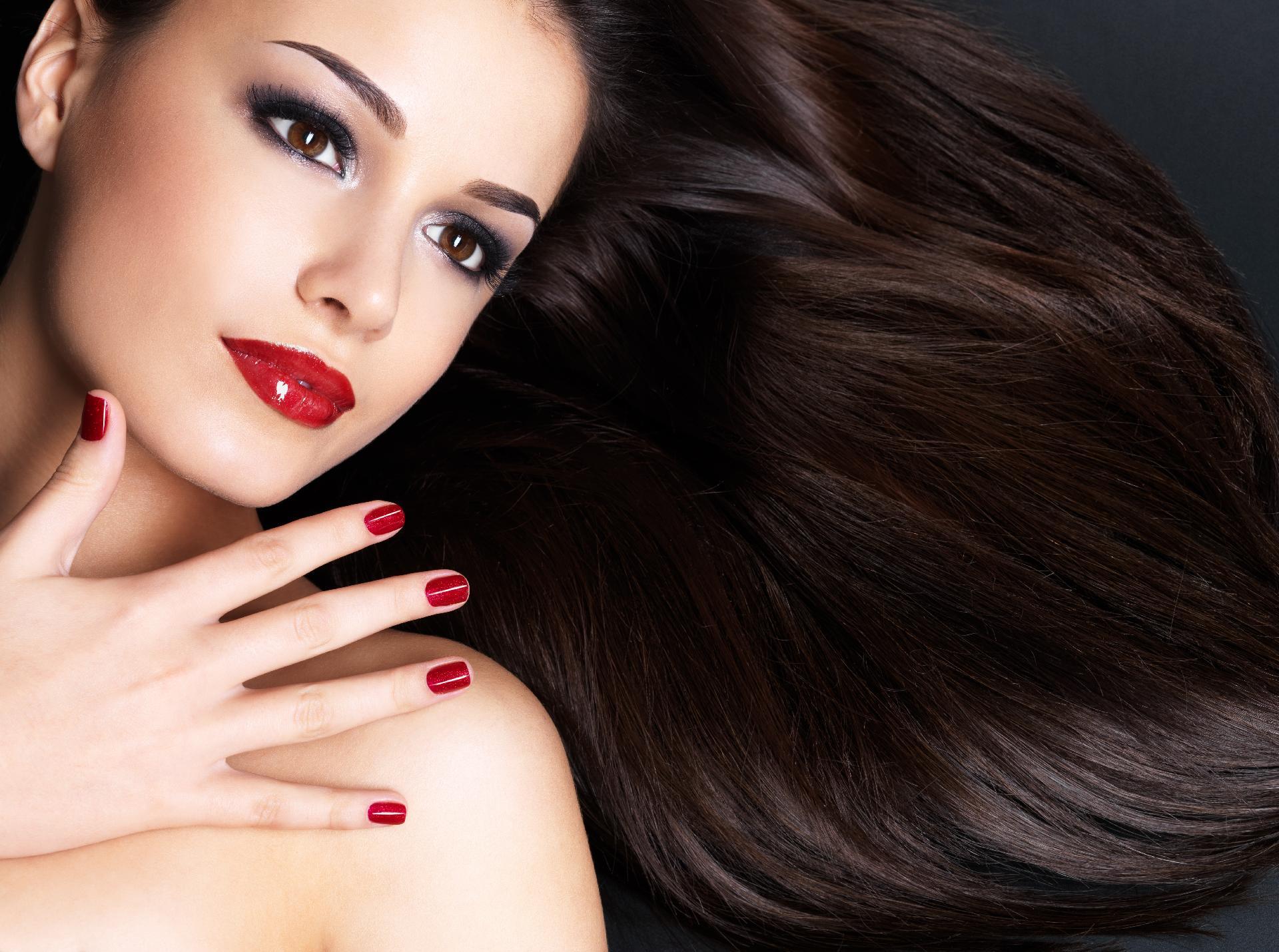 Витамины для красоты и здоровья волос и ногтей