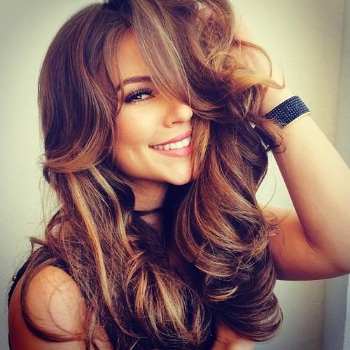 Омбре на волосах (16 фото)