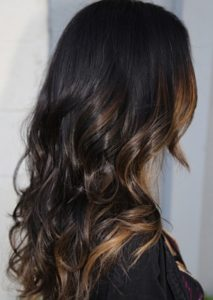 Dark-brown-hair-with-caramel-highlights-2016