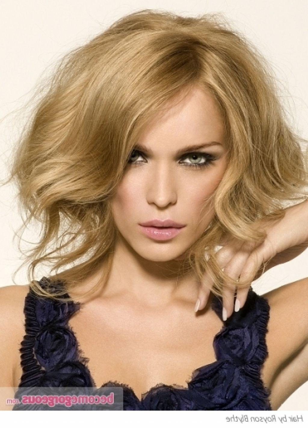 Золотисто русый цвет волос средней длины фото