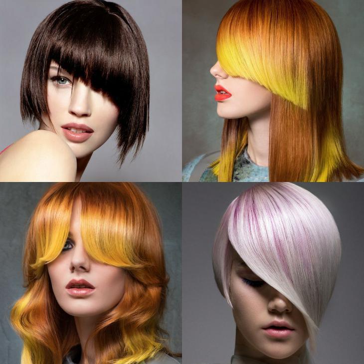 Модные женские стрижки на средние волосы 2018 (35 фото)