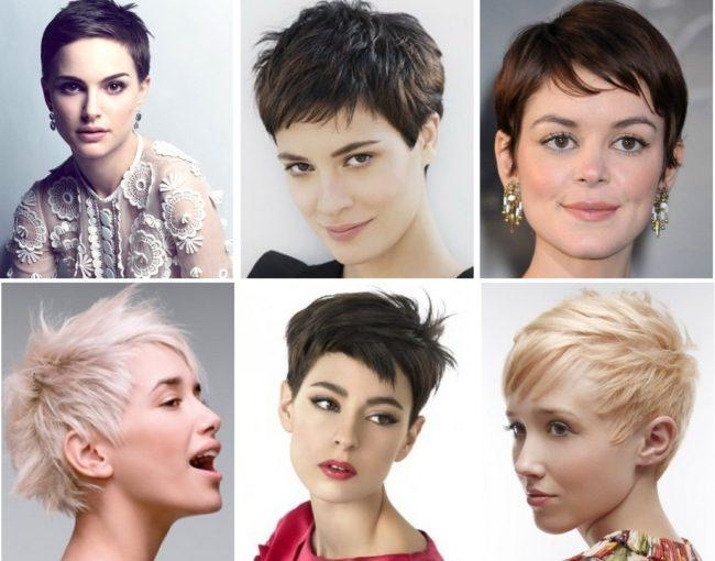 Модные женские стрижки в 2018 году (35 фото)