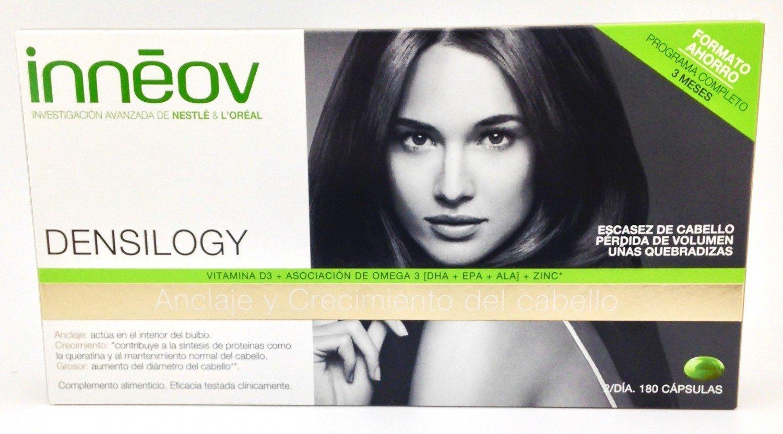 Делаем волосы более густыми с витаминами Inneov