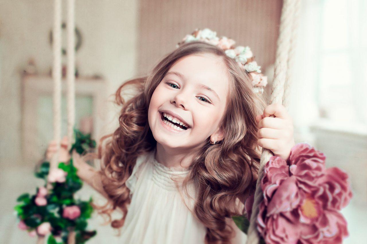 Делаем праздничные и ежедневные детские прически своими руками