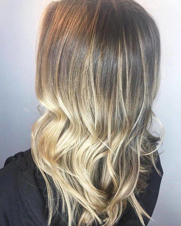 Мелирование на крашеные волосы любой каприз на вкус и цвет