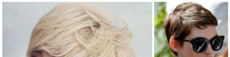 Тенденции стильных женских стрижек на короткие волосы