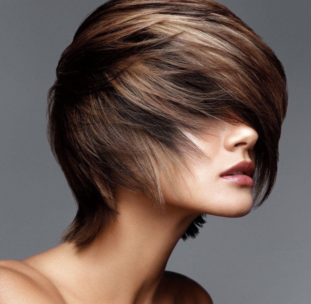 Выбор подходящих оттенков для колорирования на темные волосы