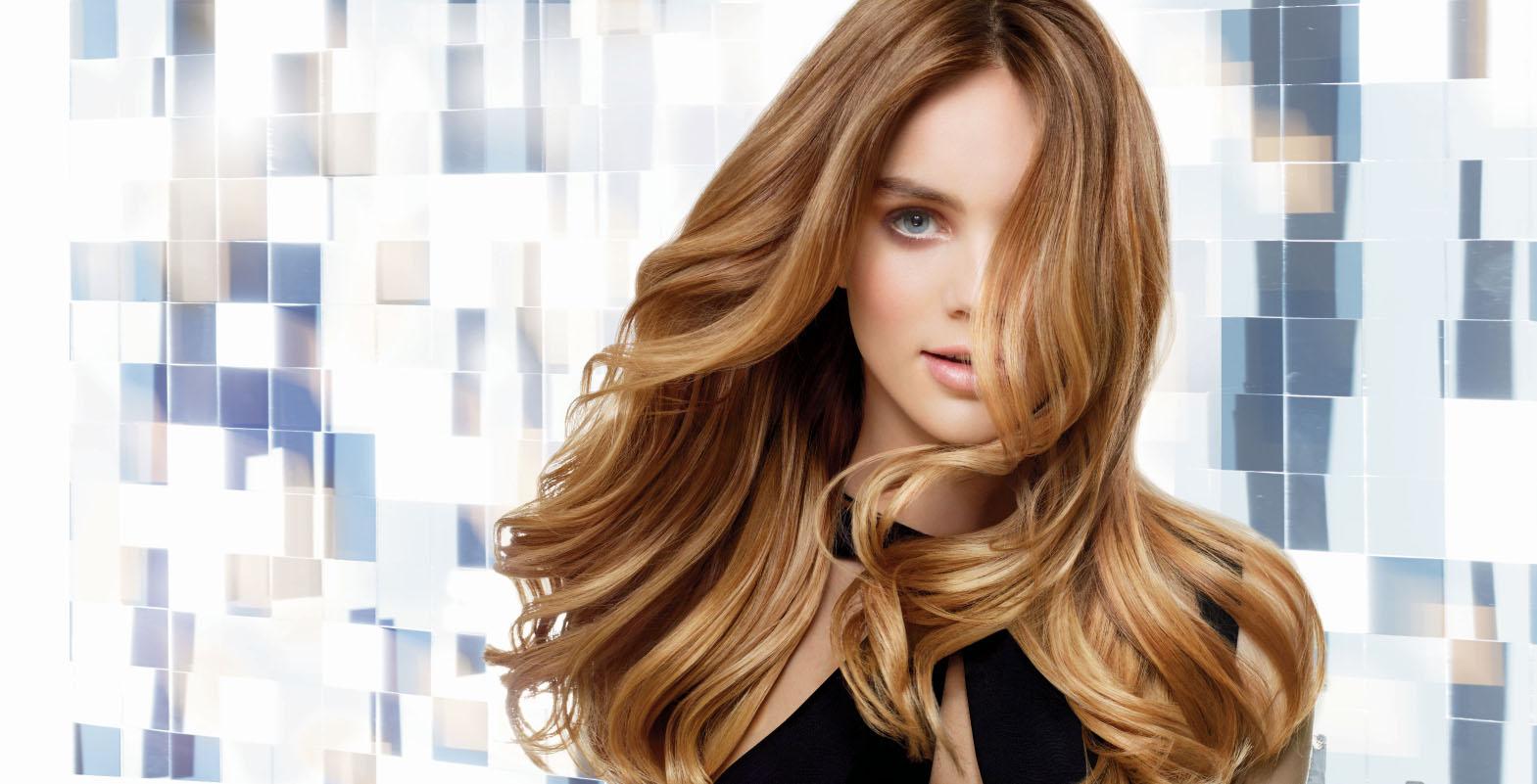 Выбираем цвет для волос